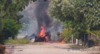 Reportan fuerte explosión cerca de batallón del Ejército, en Arauca - Pulzo.com