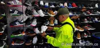 En Arauca, allanamiento deja 122 pares de calzado incautados y una persona capturada - Extra Pasto
