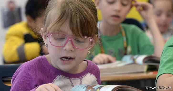A new bill would let Utah schools expand testing for reading ability through sixth grade