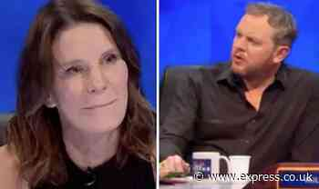 Susie Dent: Countdown star in Miles Jupp clash 'What the f**k are you talking about?' - Express.co.uk