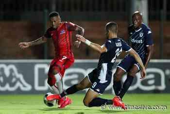 Keyed-up Maritzburg United dent tired Bidvest Wits' PSL title hopes - TimesLIVE