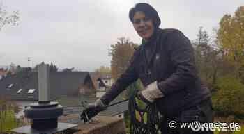 Nicole Schwarz aus Schnaittenbach ist einzige Bezirkskaminkehrermeisterin der Oberpfalz - Onetz.de