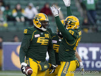 After speaking with Inuit, Edmonton Eskimos football team decides to keep name unchanged