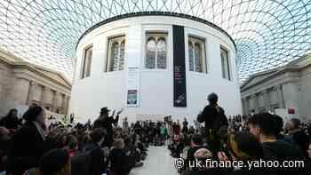 Writer urges British Museum to end BP sponsorship