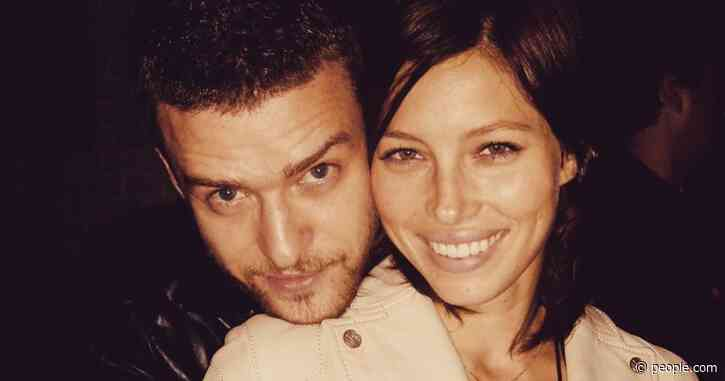 Justin Timberlake Celebrates Wife Jessica Biel on Valentine's Day: 'When You Know, You Know'