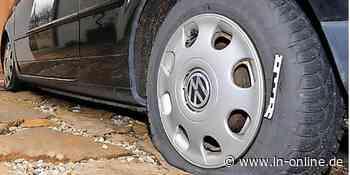Weitere Geschädigte gesucht - Lensahn: Reifen an fünf Autos zerstochen - Lübecker Nachrichten