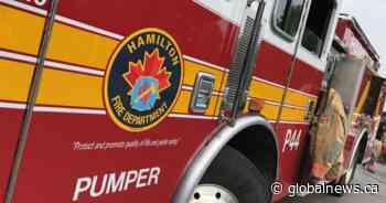 Explosion, fire at Stoney Creek Airport: Hamilton police