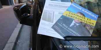 """Kandel dépose plainte après la distribution de tracts """"de caniveau"""" dans plusieurs quartiers de Nice"""
