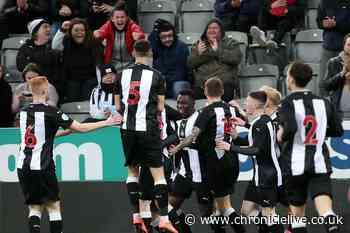 Newcastle United U23s X-X Sunderland U23s report: