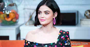 Lucy Hale Pitches Perfect First Date With John Mayer — Seeing Her New Film Fantasy Island!
