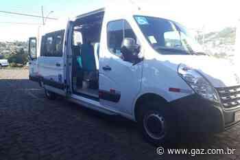 Apae de Arroio do Tigre recebe novo veículo - GAZ