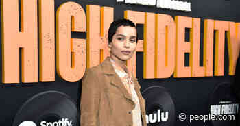 Zoë Kravitz Reveals Why Her 'Different' & Famous Parents Would Embarrass Her as a Kid