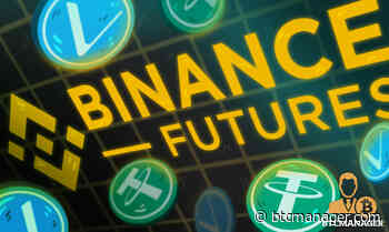 Binance to Launch VeChain VET/USDT Perpetual Contract on Binance Futures - BTCMANAGER