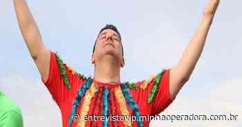 Andre Rio anima com muito Frevo o Baile Municipal de Itapissuma - Entrevista VIP