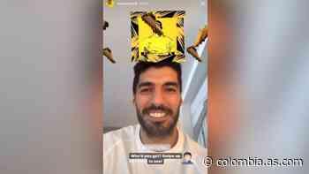 A Suárez le toca Griezmann en Instagram y da curiosa reacción - AS Colombia