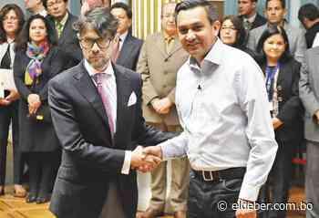 Con Suárez, Áñez tiene un estratega y Doria Medina está en el Gobierno - EL DEBER