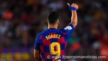 Suárez recorta plazos en su recuperación y podría volver a jugar en abril - FC Barcelona Noticias