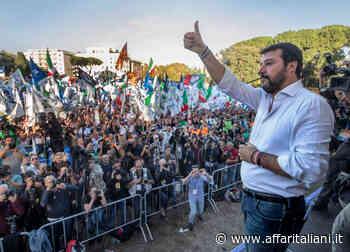 Salvini contro Sardine, a Roma la sfida: città divisa tra Destra e Sinistra - Affaritaliani.it