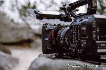 Werbung : Flexibel und hochmobil: mit der 5.9K Vollformat Canon EOS C500 Mark II beim Kletter-Dreh: - slashCAM