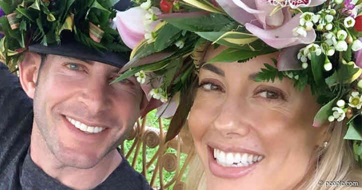 Tarek El Moussa Shuts Down Entire Park in Hawaii For First Valentine's Day With Heather Young