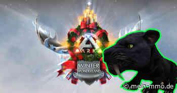 ARK: Raptor Claus ist 2019 großzügig – Das gibt's im Winter Wonderland - Mein-MMO