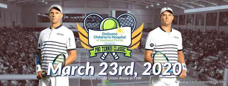 Bryan Bros,Reilly Opelka eTaylor Fritz to Feature at Madisens Match Tennis Exhibition