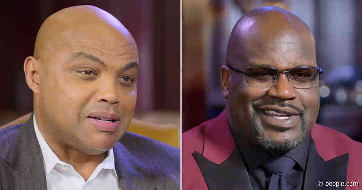 Shaquille O'Neal and Charles Barkley Open Up About Kobe Bryant's Death: 'It Was Very Hard'
