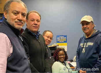 Urban Upbound, Gjonaj's office provide free tax return prep