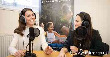 Kate Middleton's crusade for kids as she shares memories of 'amazing granny'
