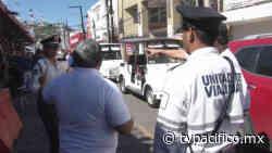 Impiden descarga a proveedores en el Pino Suárez | Ciudad | Noticias | TVP - TV Pacífico (TVP)