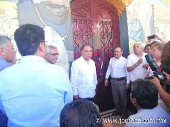 Entregan instalaciones del ayuntamiento de Tlapa de Comonfort - Estados - La Jornada