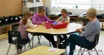 Children in Trenton, Ont., send Valentine's Day greetings to Canadians under quarantine