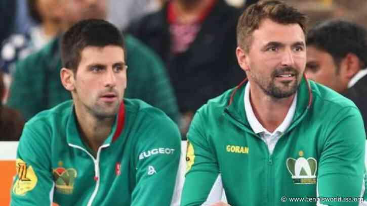 Goran Ivanisevic: novak Djokovic will break Roger Federer's record