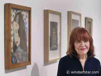 Art Gallery unveils new exhibit featuring Quebec artist Francoise Sullivan - Windsor Star
