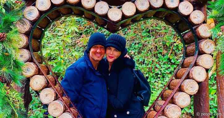 Dollywood Day! Nicole Kidman and Keith Urban Celebrate Valentine's with a Theme Park Trip