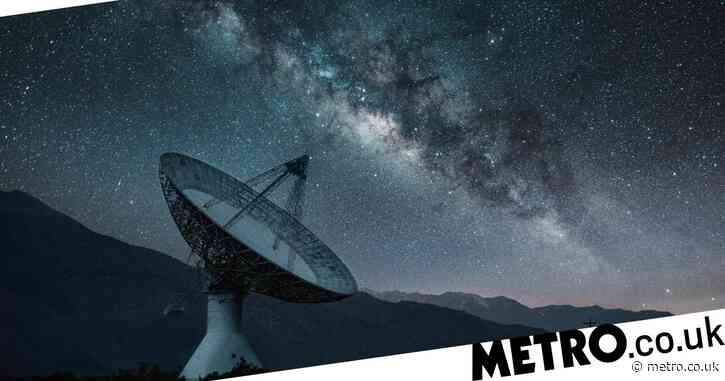 Experts are scanning the stars for 'technosignatures' from alien civilisations