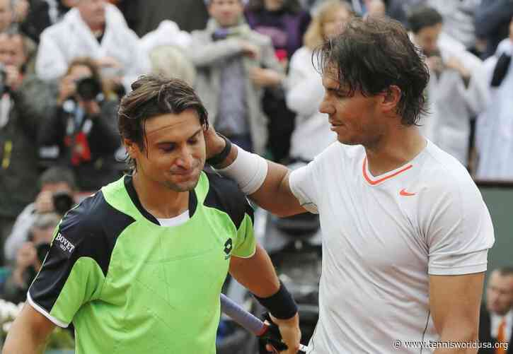 Ferrer: In important moments, Rafael Nadal holds the pressure better than others