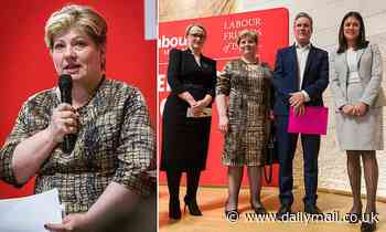 Emily Thornberry knocked out of the Labour leadership contest