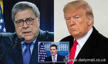 Bill Barr orders outside prosecutor to review FBI's interview with Mike Flynn before lying charge