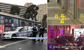 Nightclub shooting horror as a man suffers serious injuries and is mysteriously dumped at hospital