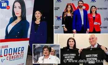 Conservative congressional candidate Laura Loomer, 26, tells how she plans to unseat Democrat