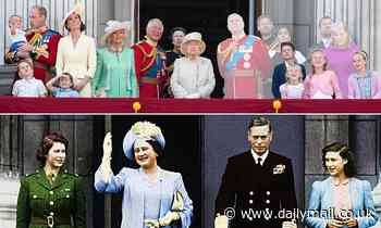DOMINIC SANDBROOKon the Royal Family's opportunity from this crisis