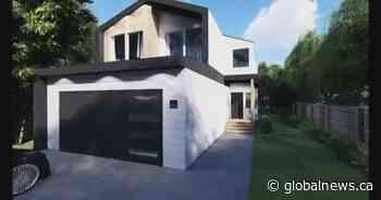 Home designed by Lethbridge College students wins regional BILD award