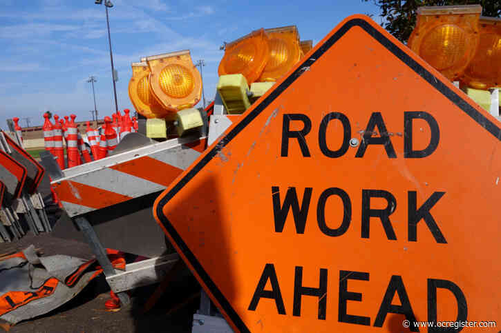 Major Orange County freeway closures planned: Feb. 15-21