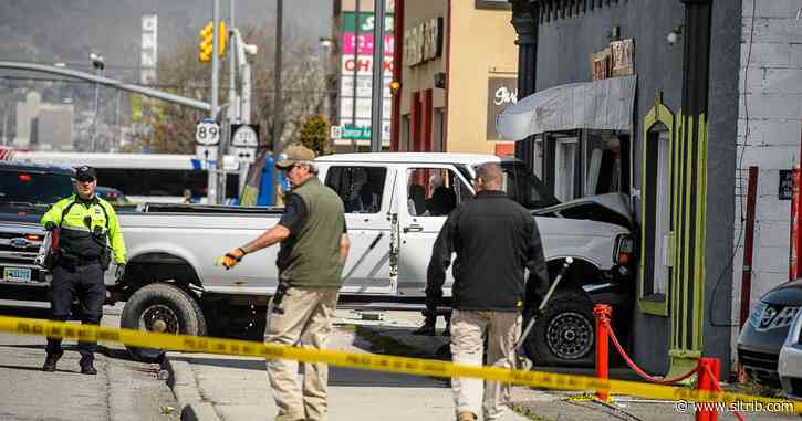 No charges filed against 15 Utah officers who fired at armed man following cross-city chase