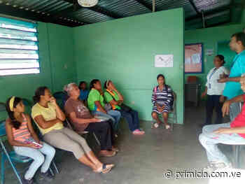 Imparten charlas sobre coronavirus en Ciudad Bolívar - primicia.com.ve