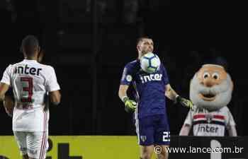 Volpi é cauteloso sobre permanência no São Paulo e espera final feliz - LANCE!