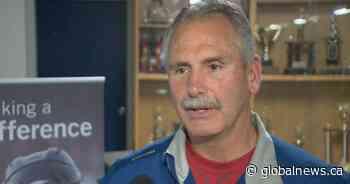 Former Saskatchewan Huskies captain inducted as coaching career still unfolding
