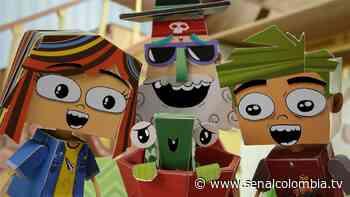 La serie animada 'Puerto Papel' triunfa en los premios Kidscreen - Señal Colombia