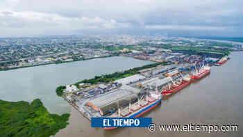 Más carga para el puerto de Barranquilla - El Tiempo